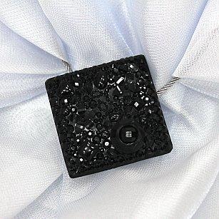 Магнит MI NL KV-bl tross 20 см, черный