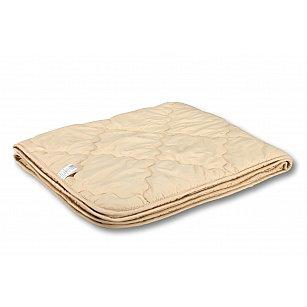 """Одеяло """"Сахара"""", легкое, бежевый, 140*105 см"""
