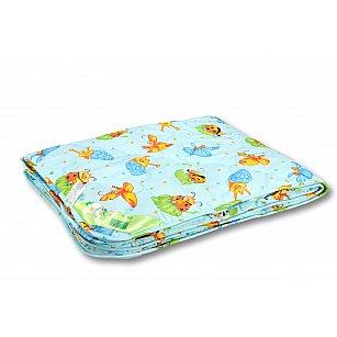 """Одеяло """"Холфит"""", легкое, цветной, 140*105 см"""