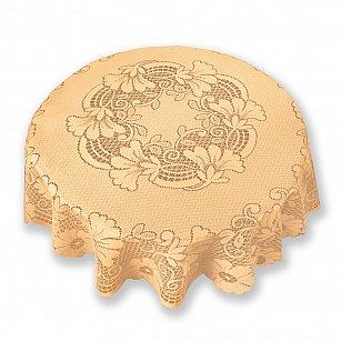 Скатерть №80060, золотой