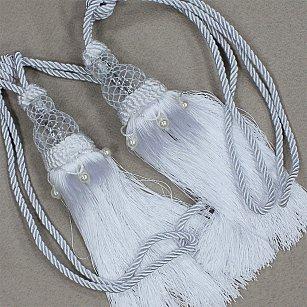 Кисти Ajur QX SBM990Y-11, белый, 50 см