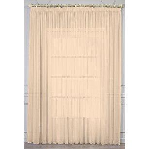 Тюль вуаль RR 2038, персиковый, 300*270 см