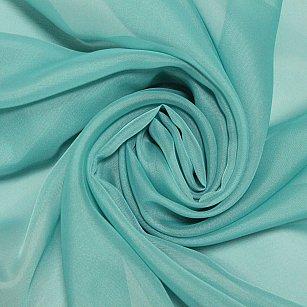 Тюль вуаль однотонная Amore Mio RR 16, бирюзовый, 300*270 см