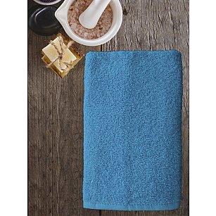 Полотенце махровое Amore Mio AST Cotton, голубой