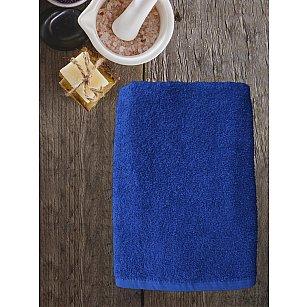 Полотенце махровое Amore Mio AST Cotton, синий