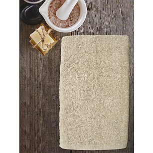 Полотенце махровое Amore Mio AST Cotton, бежевый