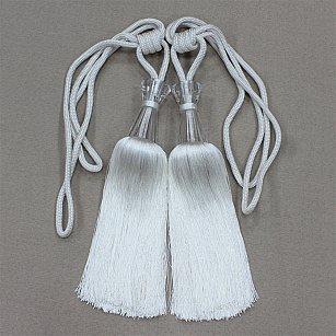 Кисти Ajur HK MB917AY-1015, серый, 60 см