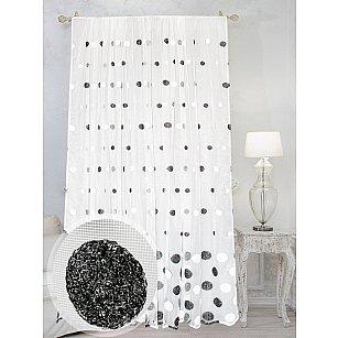 Тюль Amore Mio RR 240580-blk, черный, 300*270 см