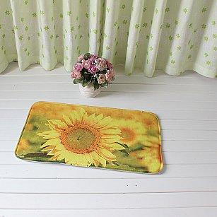 Коврик для ванной Tango фланель печатный дизайн 04, 40*60 см