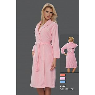 Халат женский Virginia Secret, Розовый