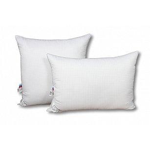 Подушка Карбон, искусственный лебяжий пух