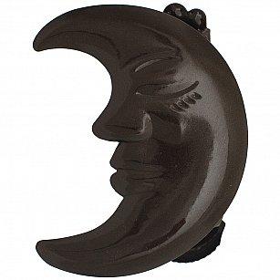 """Держатель-клипса для штор """"Месяц"""", дизайн 114.655, шоколад"""