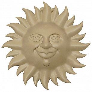 """Держатель-клипса для штор """"Улыбка солнца"""", дизайн 115.582, золото матовое"""