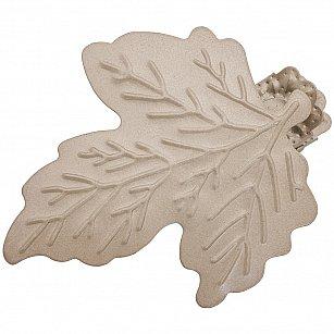"""Держатель-клипса для штор """"Листочек"""", дизайн 117.599, бронза"""