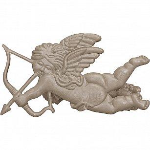 """Держатель-клипса для штор """"Амур"""", дизайн 126.599, бронза"""