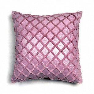 Наволочка декоративная Arya Jelly, розовый, 45*45 см