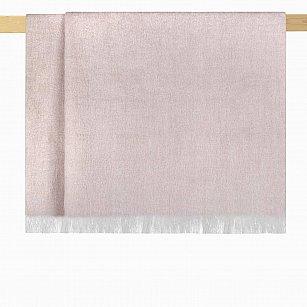 Плед шерстяной Arya Norah, розовый, 125*150 см