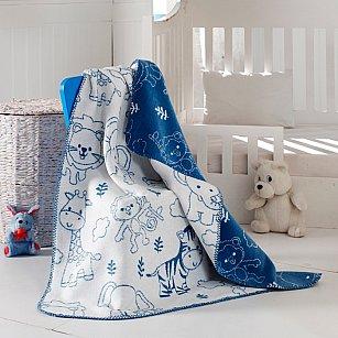 Плед детский хлопок Arya Toys, 100*120 см