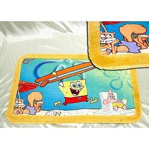 Детский коврик для ванной SpongeBob