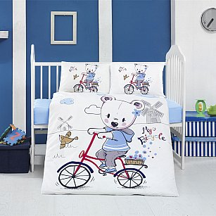 КПБ детское Arya My Bike (Новорожденный)