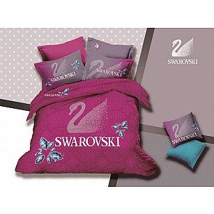 КПБ Сатин Brands дизайн 14 (2 спальный)
