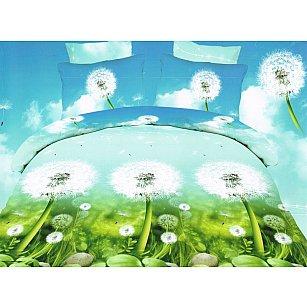 КПБ Микросатин Dream Fly дизайн Dandelions