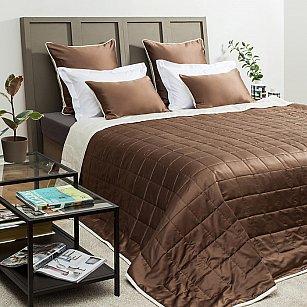 """Покрывало """"Кидман"""", коричневый, 230*250 см"""
