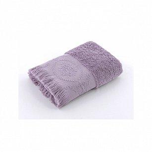 """Полотенце махровое """"Blenda Mudrum"""", фиолетовый"""