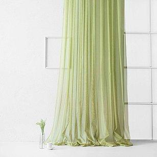 "Тюль ""Стори"", зеленый"