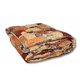 """Одеяло """"Овечья шерсть"""", теплое, цветной"""