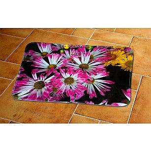 Коврик для ванной Tango фланель печатный дизайн 05, 50*80 см
