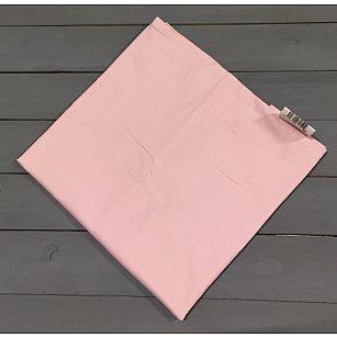 Комплект наволочек сатин, розовый