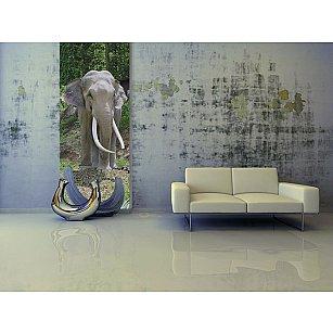 "Фотообои ""Слон"", 92*220 см"