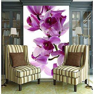 """Фотообои """"Орхидея"""", 92*220 см"""