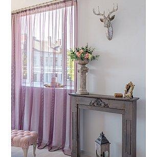 Тюль Hohmann 2888-64, розовый