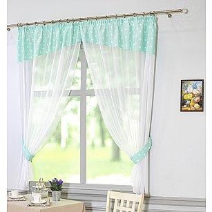 Комплект штор Candy, дизайн 4-70000