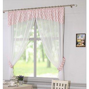 Комплект штор Scandy, дизайн 16-70000