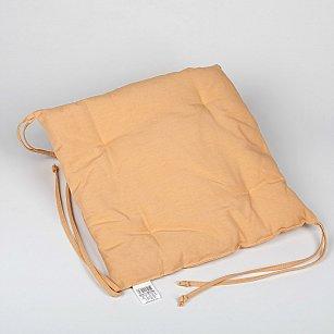 """Подушка для сидения """"Анита""""-3, коричневый"""