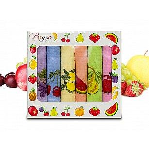Набор кухонных вафельных полотенец Beyza 04, 50*70 см - 6 шт