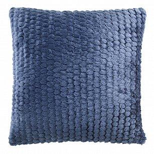 Наволочка декоративная Arya Flix, синий, 43*43 см