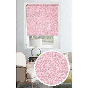 """Рулонная штора """"Люкс Имани"""", розовый"""