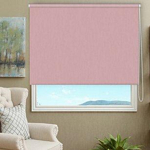 "Рулонная штора ролло ""Blackout"", розовый кварц"