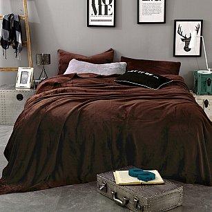 Плед фланелевый Tango Arcobaleno однотонный дизайн 20, 150*200 см