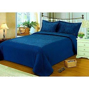 Покрывало Танго Тафта King Size, синий, 240*260 см