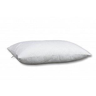 """Подушка """"Адажио"""", искусственный лебяжий пух, 68*68  см"""