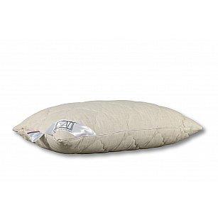 """Подушка """"Лен"""", льняное волокно, 68*68  см"""