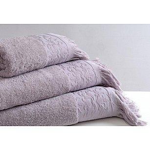 Полотенце махровое Infinity Фиолетовое 50*90 см