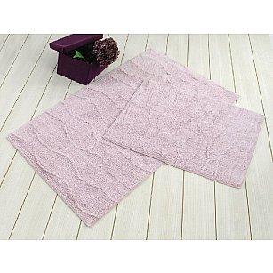 Коврик для ванной JASMINE Lilac, лиловый, 50x80 см