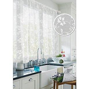 "Шторы для кухни ""Klematis-K"", дизайн 276-A"