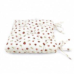 "Подушка на стул ""Red Karen"", дизайн 630"